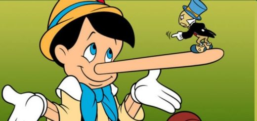 Pinocchio bad liar lying talent