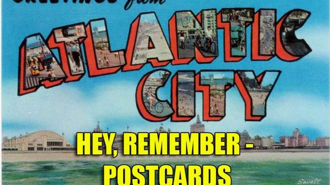 Hey, Remember – Postcards