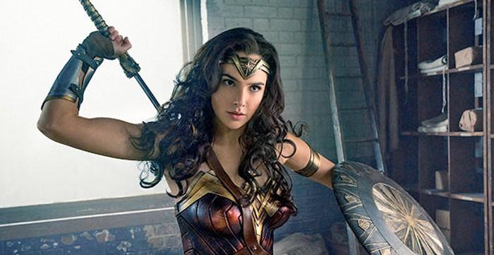 Wonder Woman Gal Gadot DC movie trailer
