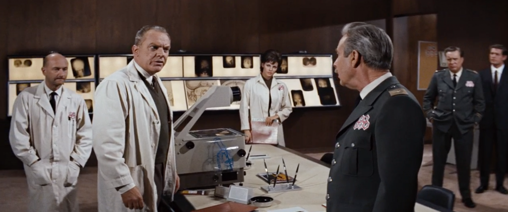 Fantastic Voyage 1966 cast introduction