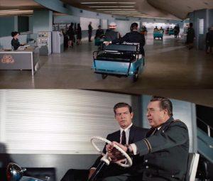 Fantastic Voyage 1966 sci-fi underground government base
