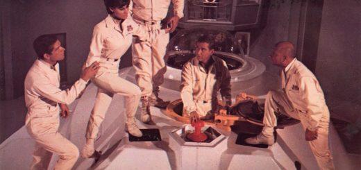 Fantastic Voyage 1966 sci-fi submarine