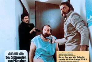 Franco Nero 21 Hours at Munich 1976 docudrama