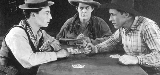 Go West 1925 comedy Buster Keaton
