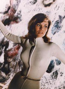 Raquel Welch Fantastic Voyage 1966
