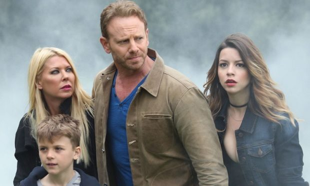 Sharknado 4 Ian Ziering Tara Reid cast sequel 2016
