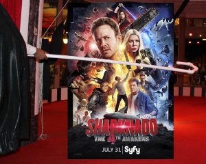 Sharknado 4 Movie Review 2016
