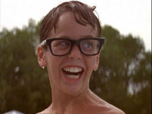 The Sandlot 1993 Squints pool scene