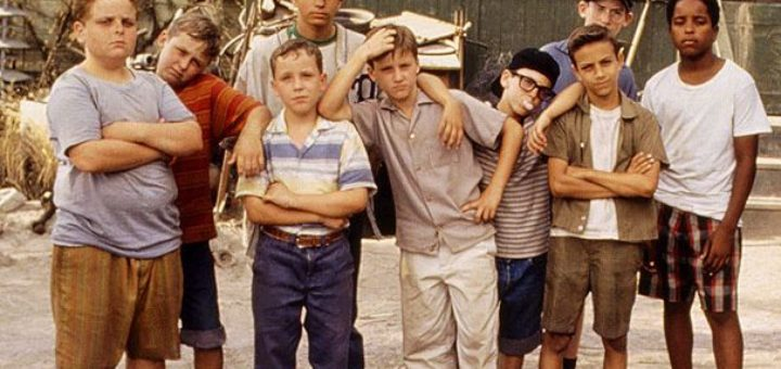 The Sandlot 1993 baseball comedy cast
