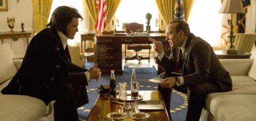 Elvis & Nixon 2016 movie comedy