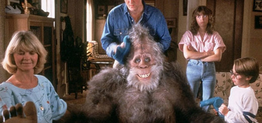 Harry and the Hendersons Bigfoot comedy