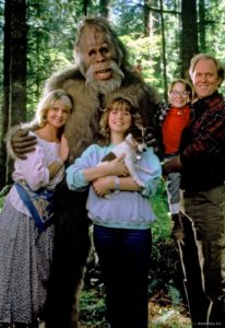 harry and the henderson 1987 bigfoot comedy