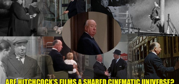 Alfred Hitchcock Cinematic Film Universe