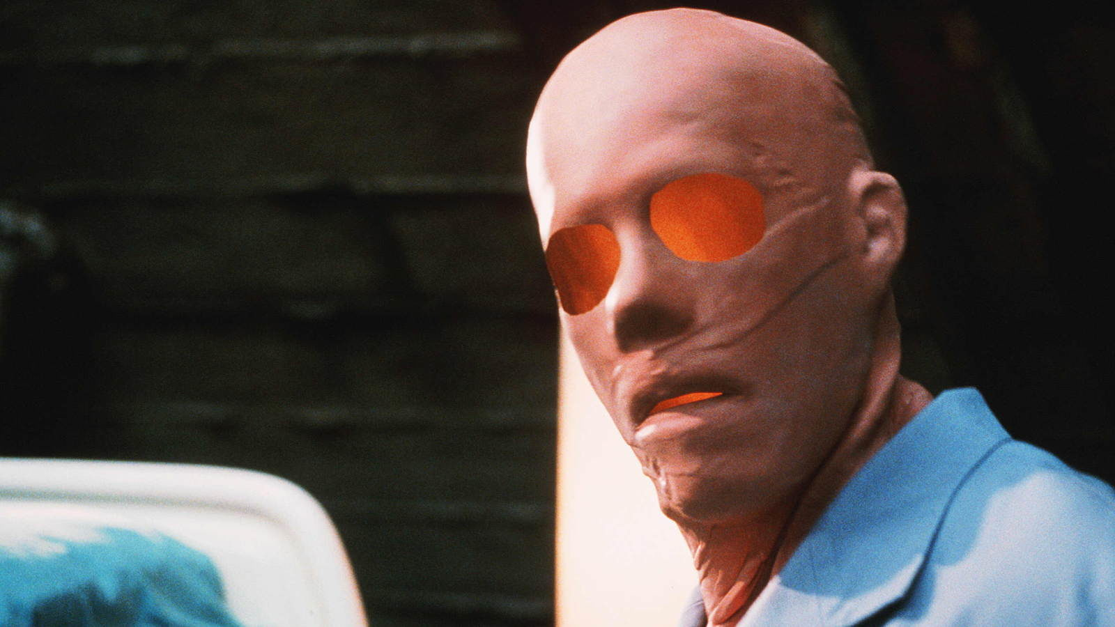 Hollow Man 2000 Kevin Bacon invisible mask