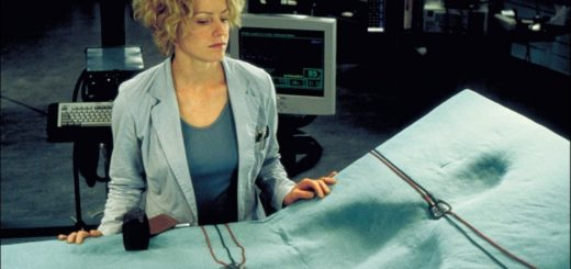 Hollow Man 2000 sci-fi horror movie Elizabeth Shue