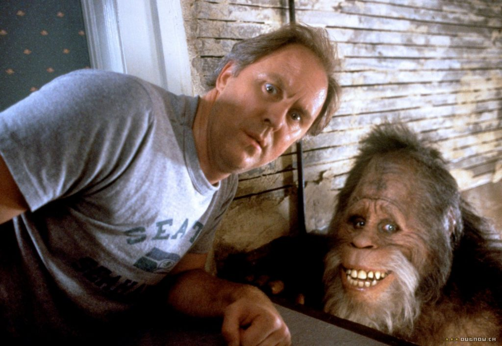 John Lithgow Harry and the Hendersons 1987