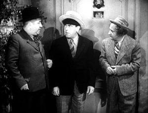 Three Stooges Moe Larry Curly Spook Louder 1943