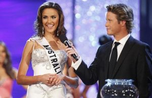 Billy Bush Miss Universe host