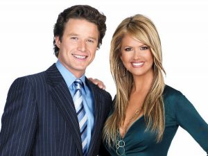 Billy Bush Nancy O'Dell Access Hollywood tv hosts