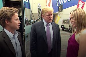 Donald Trump Billy Bush audio tape scandal video