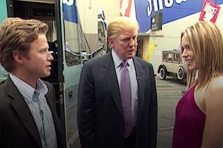 Billy Bush Donald Trump 2005 audio tape scandal vulgarity