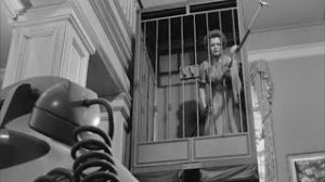 Lady in Cage 1964 horror thriller movie Olivia DeHavilland
