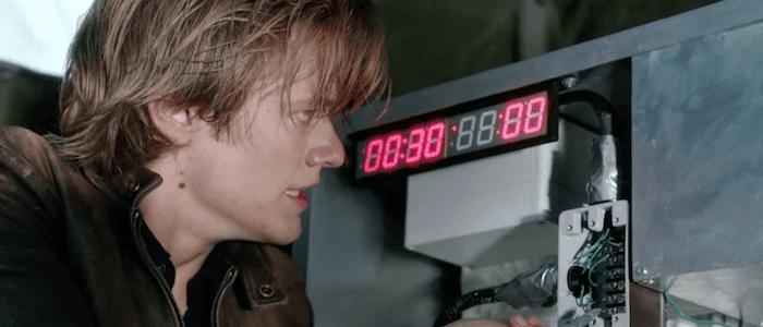 MacGyver Lucas Till CBS reboot 2016 action TV show