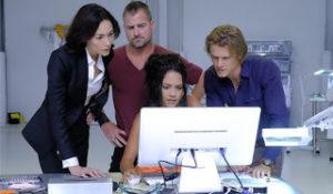 MacGyver CBS 2016 reboot cast