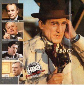 Murrow HBO TV movie 1986 Daniel J Travanti