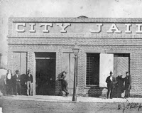 old wild west town jail