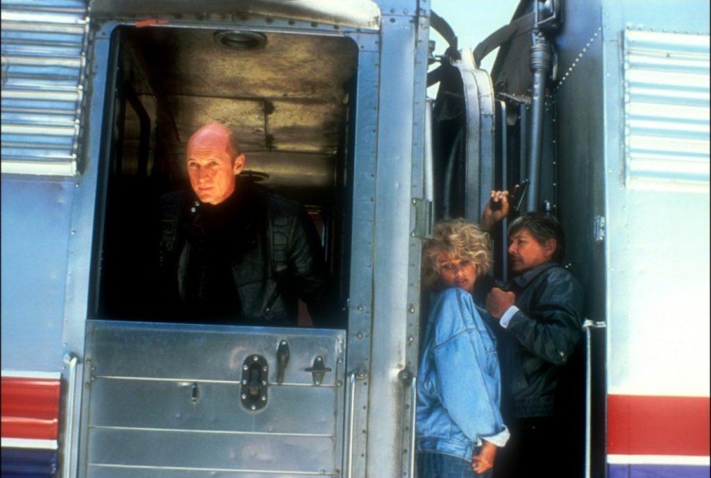Charles Bronson Jill Ireland Assassination 1987 movie