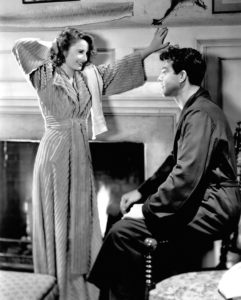Barbara Stanwyck Fred MacMurray Remember the Night 1940 Christmas movie