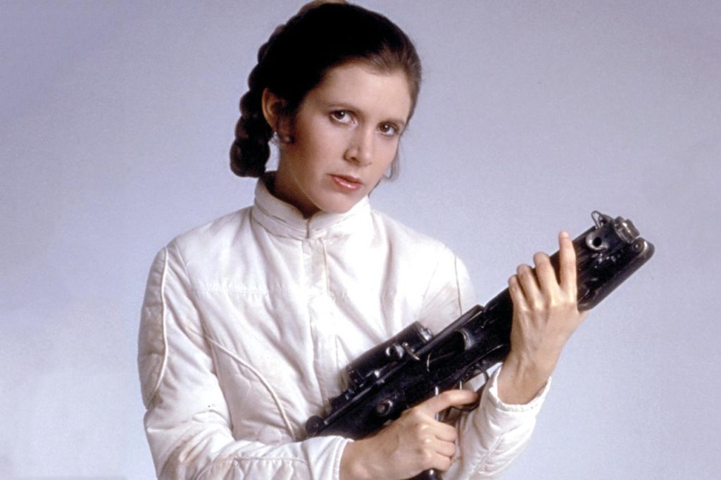 Carrie Fisher death Princess Leia Star Wars
