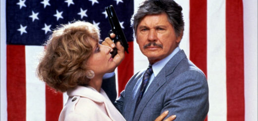 Charles Bronson Jill Ireland Assassination 1987 action movie