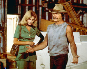 Charles Bronson Jill Ireland Breakout 1975 action movie