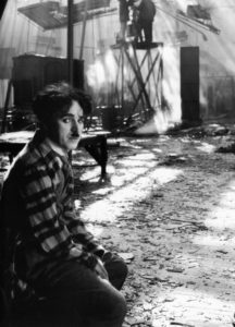 Charlie Chaplin The Circus production problem fire