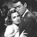 Donna Reed Jimmy Stewart Its A Wonderful Life 1946
