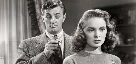 Holiday Affair 1949 Christmas movie Robert Mitchum Janet Leigh
