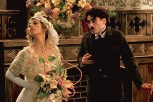 Marisa Tomei Robert Downey Jr Chaplin 1992