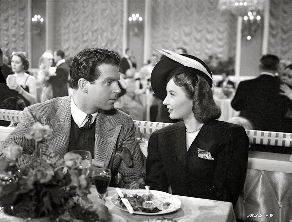 Barbara Stanwyck Fred MacMurray Remember the Night 1940
