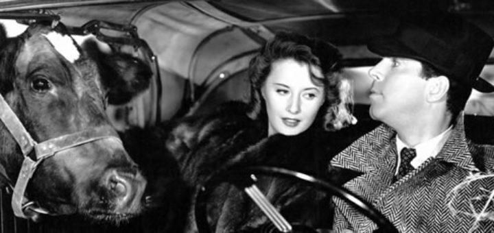 Remember the Night 1940 holiday movie Barbara Stanwyck Fred MacMurray