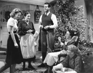 Remember the Night 1940 Christmas movie Barbara Stanwyck Fred MacMurray