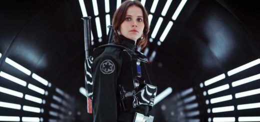 Rogue One Stars Felicity Jones