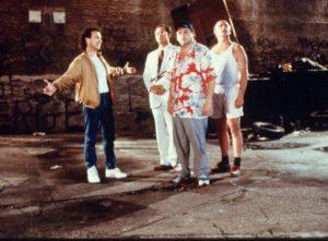 Dream Team 1989 comedy Michael Keaton