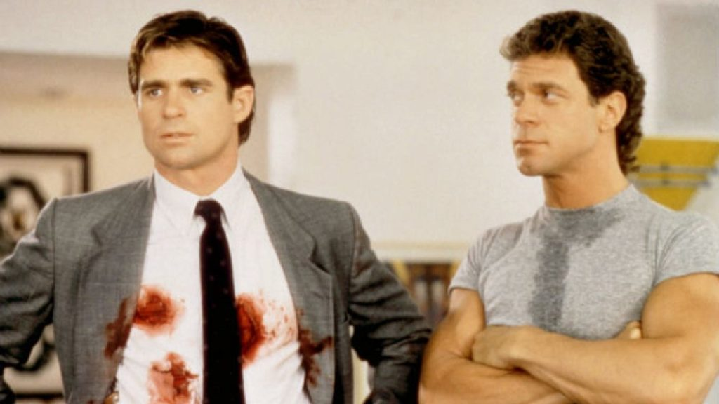 Treat Williams Joe Piscopo Dead Heat 1988