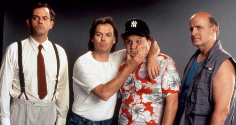 The Dream Team (1989) – A Review