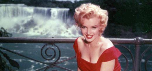 Marilyn Monroe in Niagara film noir drama 1953