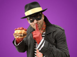 McDonalds new Hamburglar