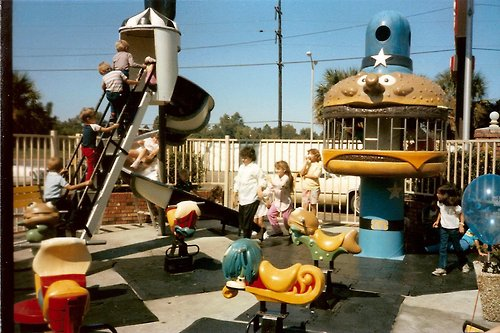 Old McDonalds Playground 1980s