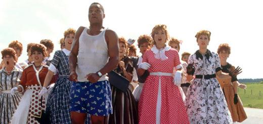 Rat Race 2001 comedy Cuba Gooding bus Lucille Ball